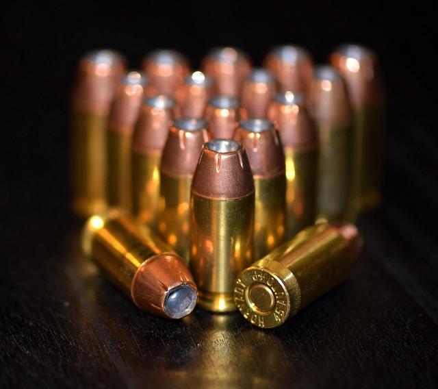 munice do zbraně