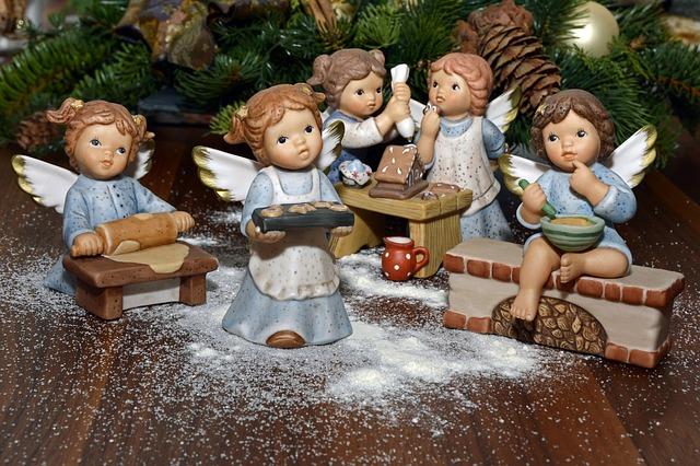 malý andělíčci