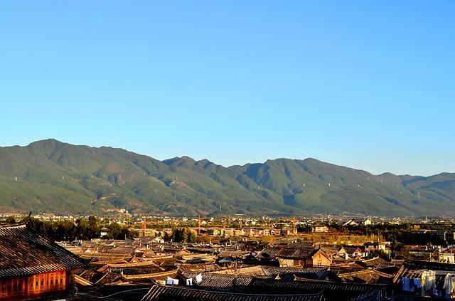 město lijiang