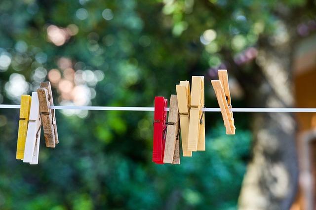 kolíčky na prádlo