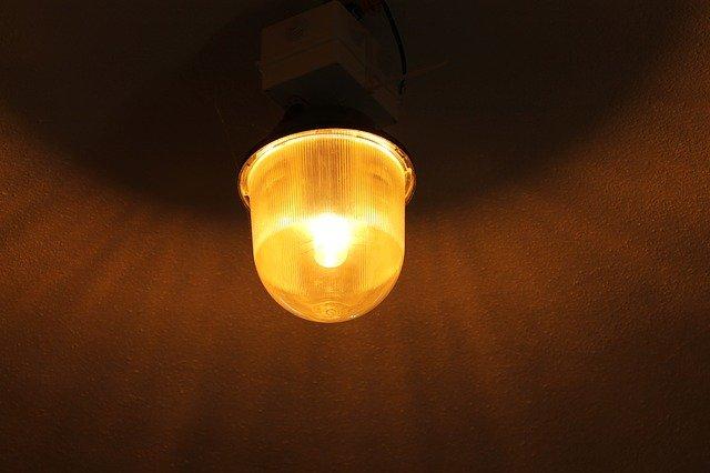 staré osvětlení