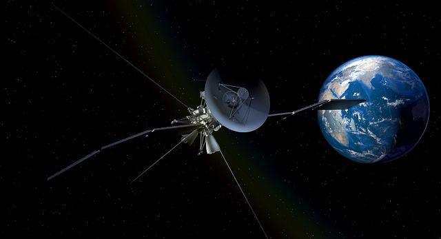 satelit Země